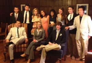 Yale summer 2012